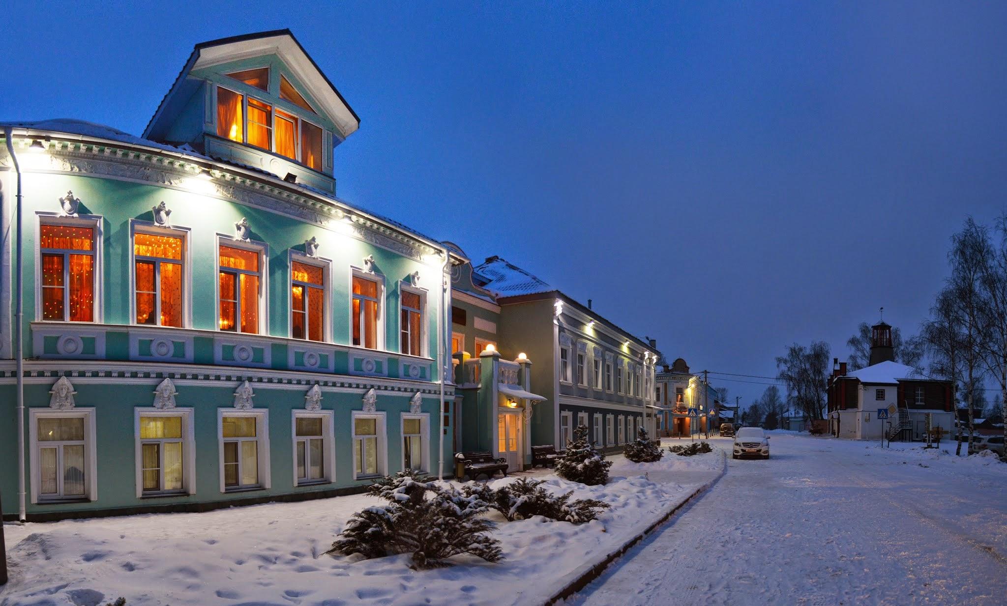 село вятское фото